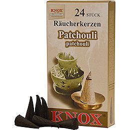 Knox Incense Cones  -  Patchouli
