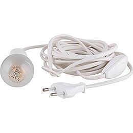 LED - Beleuchtung B5 mit Schalter für Annaberger Faltsterne 58cm und 70cm