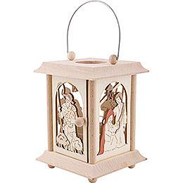 Lantern Nativity  -  16cm / 6.3 inch