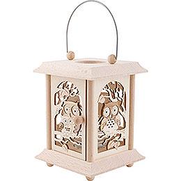 Lantern Owl  -  16cm / 6.3 inch