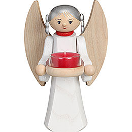 Light Angel  -  Natural Coloured Wings  -  18cm / 7 inch