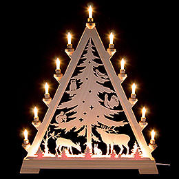 Light Triangle  -  Pointed Tree  -  66cm / 26 inch