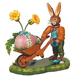 Long Eared Most Beautiful Easter Egg  -  10cm / 4 inch