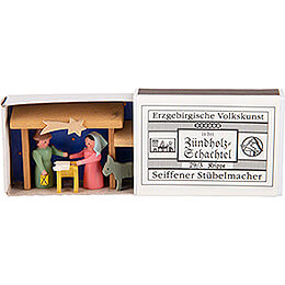 Matchbox  -  Nativity  -  3,8cm / 1.5 inch
