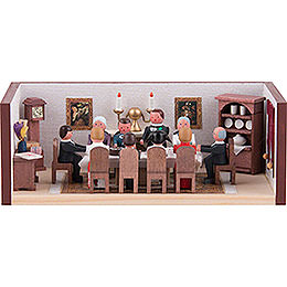 Miniature Room  -  Birthday Parlor  -  4cm / 1.6 inch