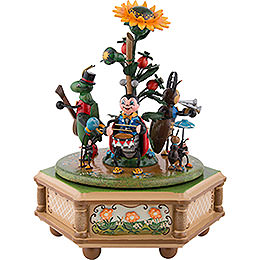 Music Box Beetle Valley  -  20cm / 8 inch