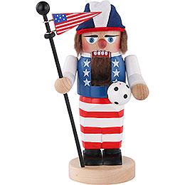 Nussknacker Chubby U.S. Fussballspieler  -  27cm