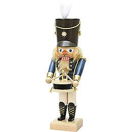Nussknacker Trommler blau  -  28,5cm