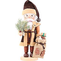 Nussknacker Weihnachtsmann natur  -  40,0cm