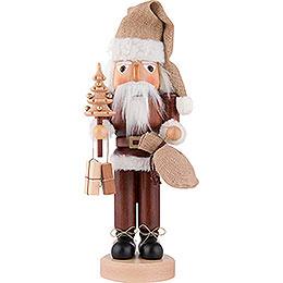 Nussknacker Weihnachtsmann natur  -  40,5cm
