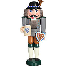 Nutcracker  -  Bavarian  -  27cm / 10.6 inch