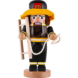 Nutcracker  -  Chubby Fireman  -  28cm / 11 inch