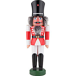 Nutcracker  -  Guard Soldier Red  -  42cm / 16.5 inch