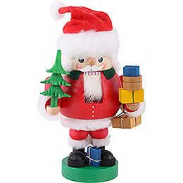 Nutcracker  -  Santa with Presents  -  19cm / 7 inch