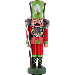 Nutcracker  -  Soldier Red  -  26cm / 10 inch