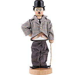Räuchermännchen Charlie Chaplin  -  23,5cm