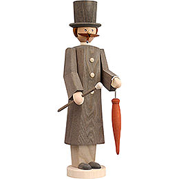 Räuchermännchen Gentleman  -  32cm