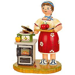 Räuchermännchen Kochen für Freunde  -  21cm