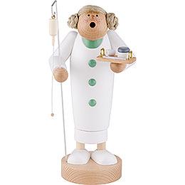 Räuchermännchen Krankenschwester  -  24cm