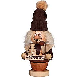 Räuchermännchen Miniwichtel Spielzeughändler  -  17cm