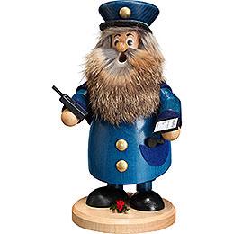 Räuchermännchen Polizist  -  21cm