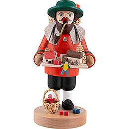 Räuchermännchen Spielzeughändler  -  17cm