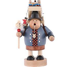 Räuchermännchen Spielzeughändler  -  23cm