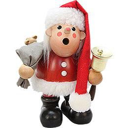 Räuchermännchen Weihnachtsmann  -  17,5cm