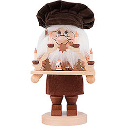 Räuchermännchen Wichtel Schwibbogenbauer  -  28cm