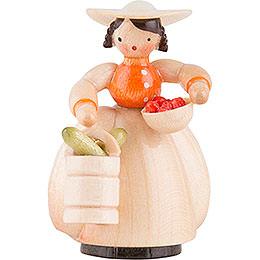 Schaarschmidt Gärtnerin Gemüse  -  4cm
