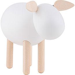Schaf stehend  -  weiß  -  KAVEX - Krippe  -  6,5cm