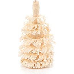 Seiffen Spruce  -  Natural  -  2cm / 0.8 inch