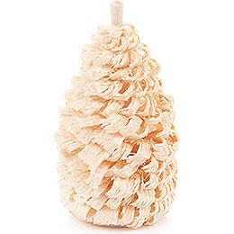 Seiffen Spruce  -  Natural  -  6cm / 2.4 inch