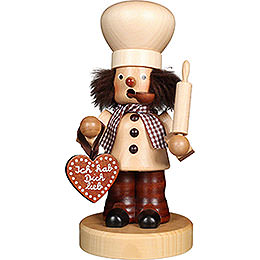 Smoker  -  Baker Natural  -  21cm / 8.3 inch