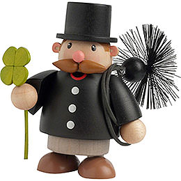 Smoker  -  Chimney Sweeper  -  10cm / 4 inch