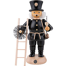 Smoker  -  Chimney Sweeper  -  23cm / 9 inch