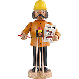 Smoker  -  Construction Manager  -  17cm / 7 inch