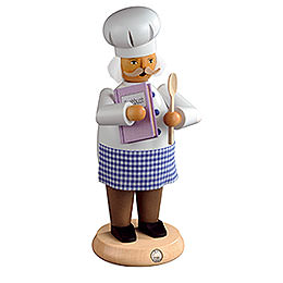 Smoker  -  Cook  -  25cm / 10 inch
