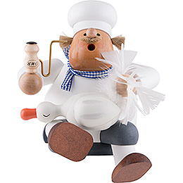 Smoker  -  Cook with Goose  -  25cm / 10 inch