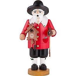Smoker  -  Cuckoo Clock Vendor  -  36cm / 14.2 inch