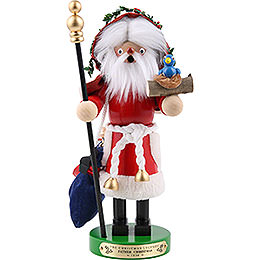 Smoker  -  Father Christmas  -  25cm / 10 inch