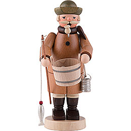 Smoker  -  Fisherman  -  20cm / 7.9 inch