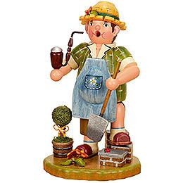 Smoker  -  Gardener Man  -  21cm / 8 inch
