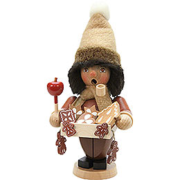 Smoker  -  Gingerbread Salesman Natural Colour  -  20,5cm / 8 inch