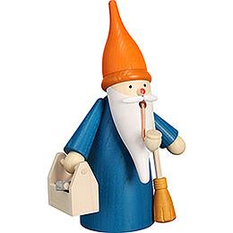 Smoker  -  House Gnome  -  16cm / 6.3 inch