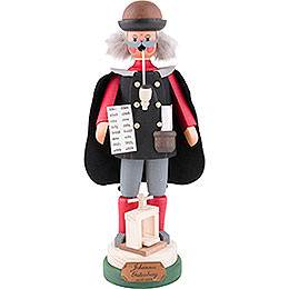 Smoker  -  Johannes Gutenberg  -  26,5cm / 10.4 inch