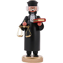 Smoker  -  Judge  -  German District Court  -  22cm / 9 inch