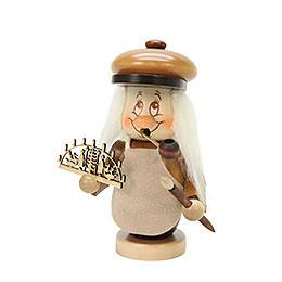 Smoker  -  Mini - Gnome Candle Arch  -  Maker  -  13,5cm / 5 inch
