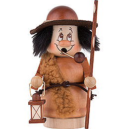 Smoker  -  Mini Gnome Joseph  -  13cm / 5.1 inch