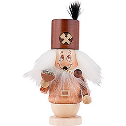 Smoker  -  Mini - Gnome  -  Miner  -  14,5cm / 5,7 inch